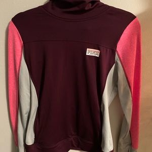 Vs Pink Ultimate Cowl Neck Sweater